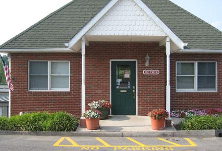 Convenient Onsite Management Office